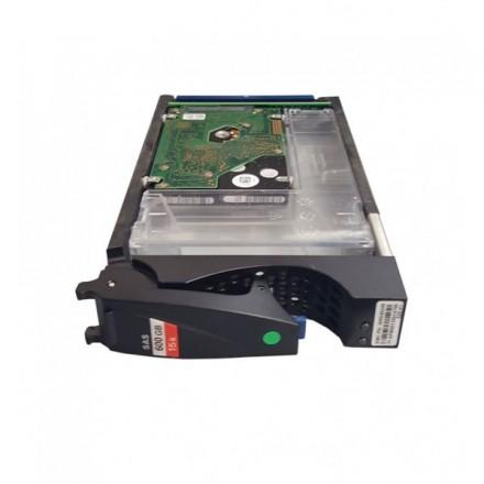 VNX 600GB 15K SAS 2.5